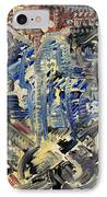 Penetration IPhone Case by Michael Kulick