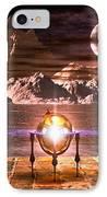 Penquin Magic IPhone Case by Bob Orsillo