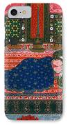 Persia: Lovers, 1527-28 IPhone Case by Granger