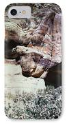 Petra, Transjordan: Cave IPhone Case