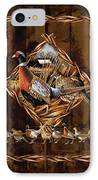 Pheasant Lodge IPhone Case