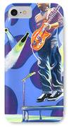 Phish Tramps IPhone Case