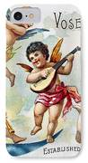 Piano Trade Card, C1880 IPhone Case by Granger