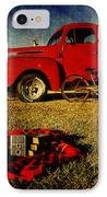 Picnic Time 2 IPhone Case