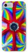 Pinwheel IPhone Case by Michal Boubin