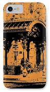 Pioneer Square Pergola IPhone Case