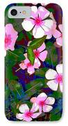 Plant Power 1 IPhone Case by Eikoni Images