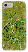 Plant Power 10 IPhone Case by Eikoni Images