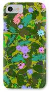 Plant Power 2 IPhone Case by Eikoni Images