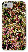 Plant Power 4 IPhone Case by Eikoni Images