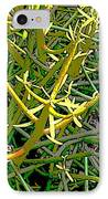 Plant Power 5 IPhone Case by Eikoni Images