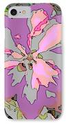 Plant Power 6 IPhone Case by Eikoni Images
