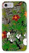 Plant Power 7 IPhone Case by Eikoni Images