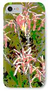Plant Power 8 IPhone Case by Eikoni Images