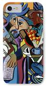 Poets Unleashed  IPhone Case by Anthony Falbo