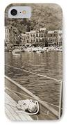 Portofino Italy From Solway Maid IPhone Case