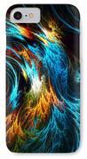 Poseidon's Wrath IPhone Case