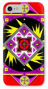 Power Generator Of The Bird People Of Deneb Vii IPhone Case by Eikoni Images