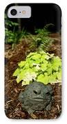 Private Garden Go Away IPhone Case