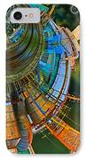 Processing Point 2 IPhone Case by Wendy J St Christopher