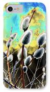 Proclamation Of Spring IPhone Case by Will Borden