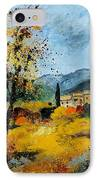 Provence 45 IPhone Case by Pol Ledent