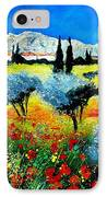 Provence IPhone Case by Pol Ledent