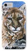 Puma - The Hunter IPhone Case