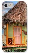 Punta Caracol IPhone Case by Dolly Sanchez