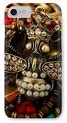 Queen Bee IPhone Case by Susan Vineyard