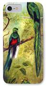Quetzels IPhone Case