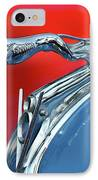 Racer IPhone Case by Rebecca Cozart