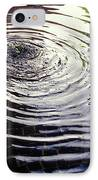 Rain Barrel IPhone Case by Carl Purcell