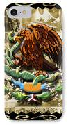 Raza IPhone Case by Roberto Valdes Sanchez