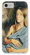 Reconstruction Of The Classical Madonna IPhone Case