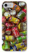 Recycling Cans IPhone Case