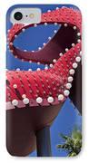 Red Shoe High Heels IPhone Case