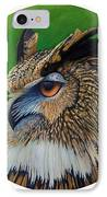 Regal Gaze IPhone Case
