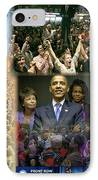 Respectfully Yours..... Mr. President IPhone Case by Terry Wallace