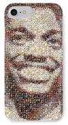 Rg3 Redskins History Mosaic IPhone Case