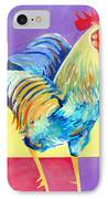 Riley The Rooster IPhone Case