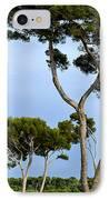 Riviera Trees IPhone Case