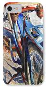 Roadmaster IPhone Case by Andrew King