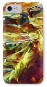 Rock Art 27 IPhone Case by ABeautifulSky Photography