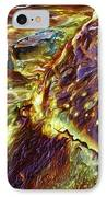 Rock Art 28 IPhone Case by ABeautifulSky Photography