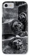 Rods Of Steel IPhone Case
