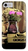 Romance In The Afternoon II IPhone Case