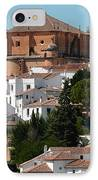 Ronda. Andalusia. Spain IPhone Case by Jenny Rainbow