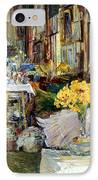 Room Of Flowers, 1894 IPhone Case