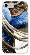 Rope IPhone Case by Nadi Spencer